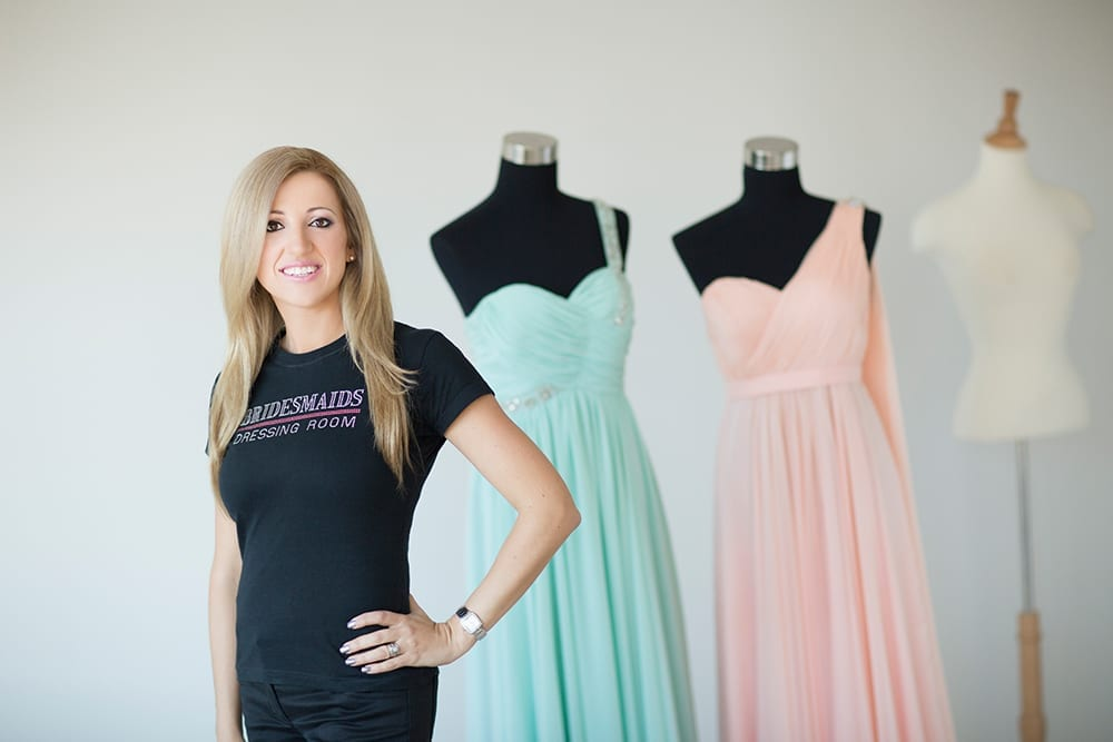 Bridesmaid Dresses Melbourne Aneta Pazeski Bridesmaids Dressing Room Showroom