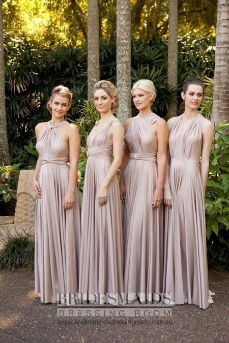 Goddess By Nature Ballgown Length - Multi-way dress
