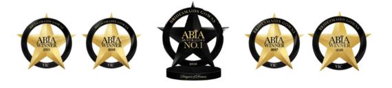 5 ABIA awards