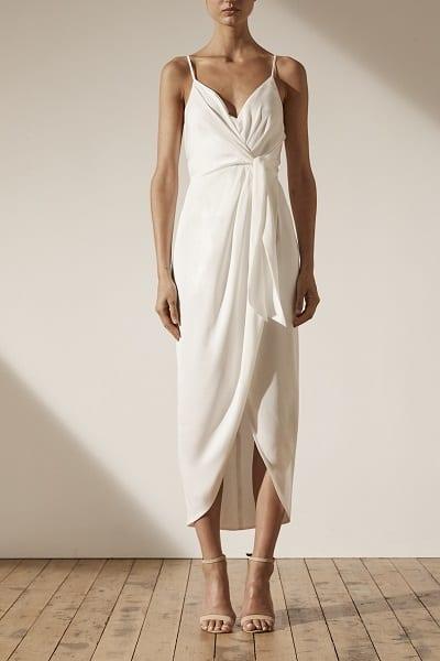 Bridesmaids_Shona_Joy_Luxe_SJ3965_Luxe_Tie_Front_Cocktail_Dress_Bridesmaid_Dresses_Melbourne_Ivory_Front