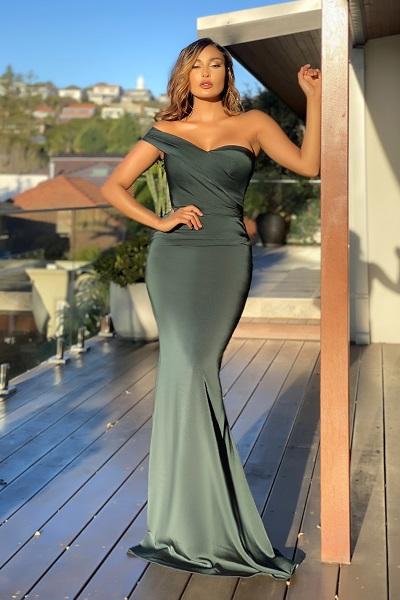 Bridesmaids_Jadore_JX5056_Evening_Dress_Bridesmaid_Dresses_Melbourne_Emerald_Front
